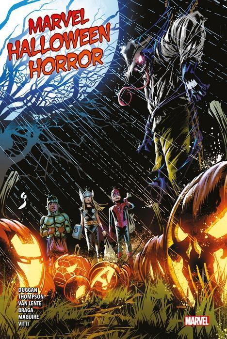 Marvel Halloween Horror