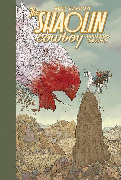 The Shaolin Cowboy 01. Abriendo camino