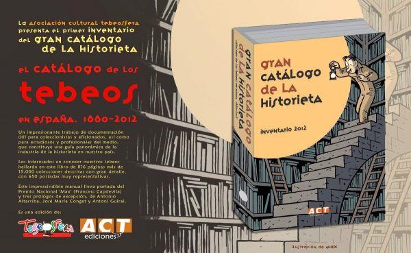 GRAN CATÁLOGO DE LA HISTORIETA