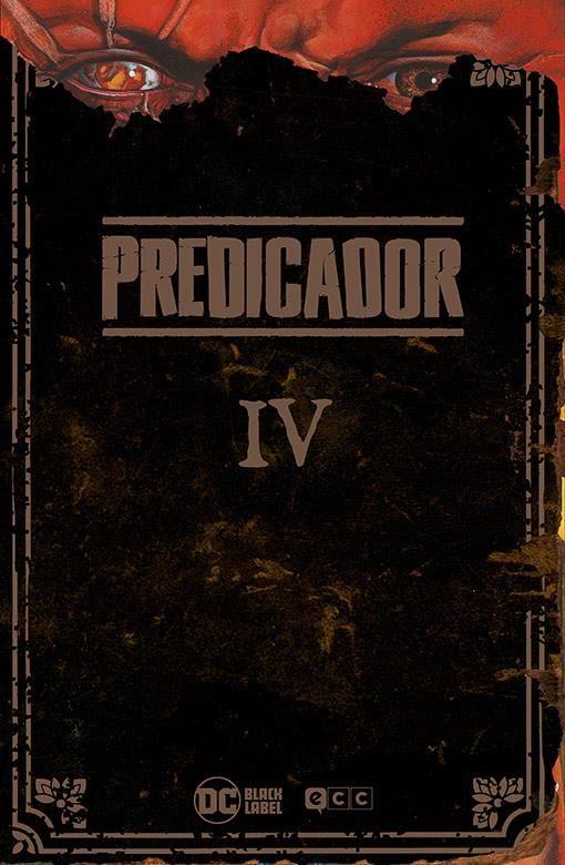 PREDICADOR. EDICIÓN DELUXE 04