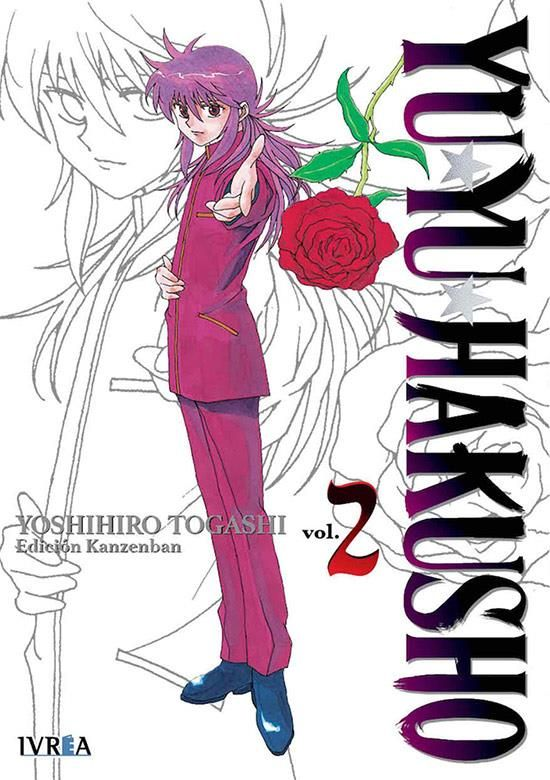 Yu Yu Hakusho Edición Kanzenban 02