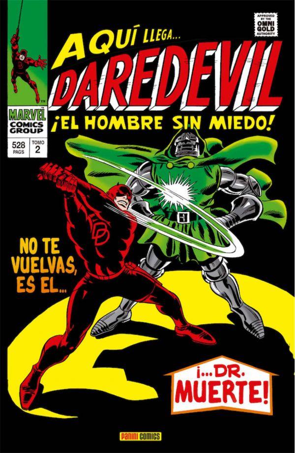 OMNIGOLD. DAREDEVIL 02