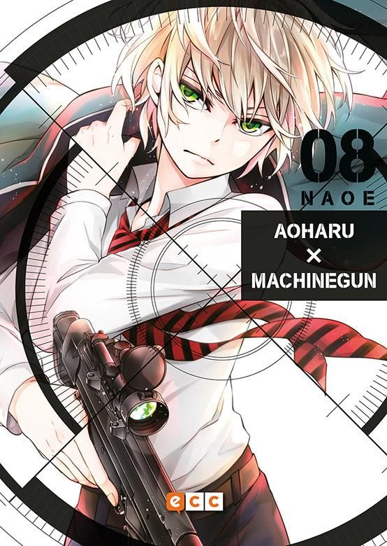 Aoharu x Machinegun 08