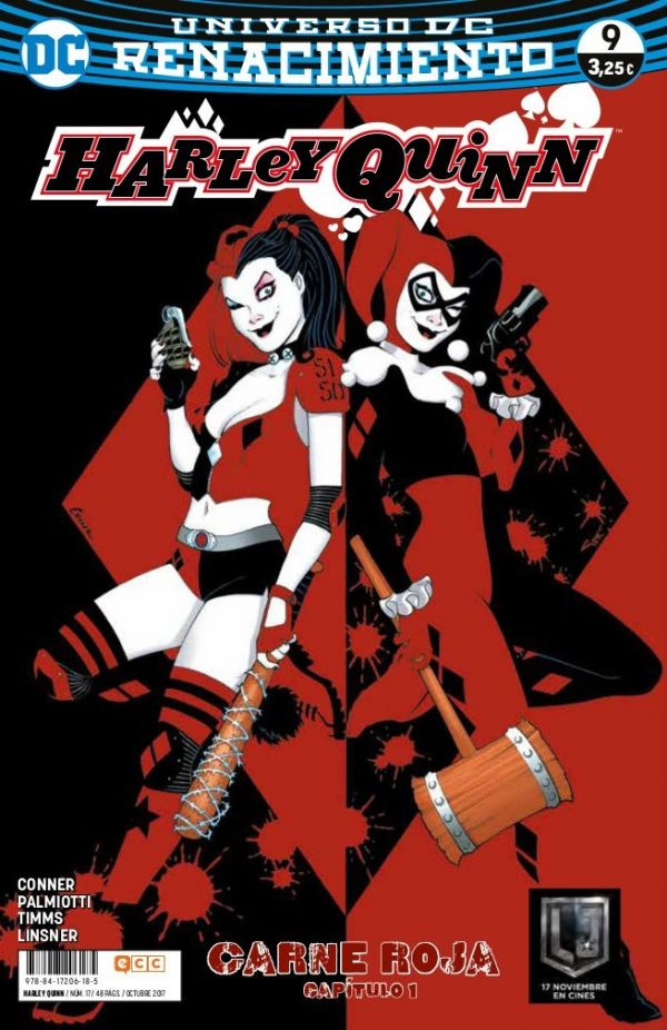 Harley Quinn núm. 09 (Renacimiento)
