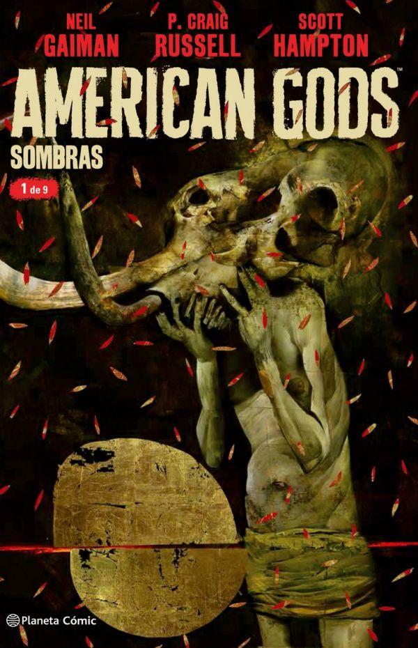 AMERICAN GODS: SOMBRAS (SERIE COMPLETA)