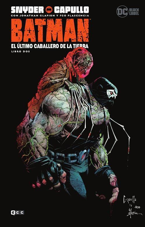 Batman: El último caballero de la Tierra - Libro 02