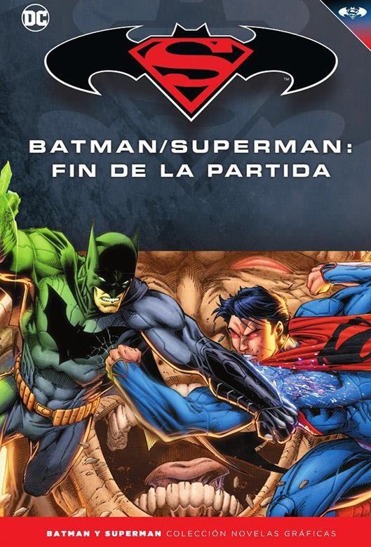 Batman y Superman - Colección Novelas Gráficas núm. 63. Fin de la partida