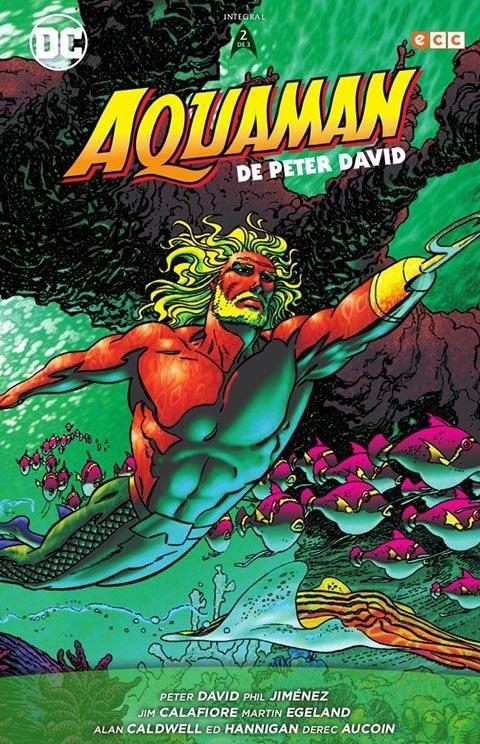 AQUAMAN DE PETER DAVID 02 (DE 03)