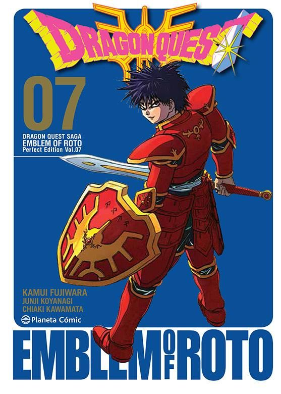 Dragon Quest Emblem of Roto 07 (de 15)