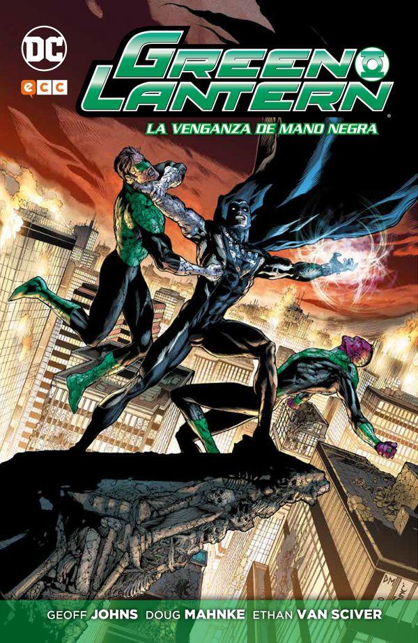 Green Lantern de Geoff Johns núm. 07: La venganza de Mano Negra