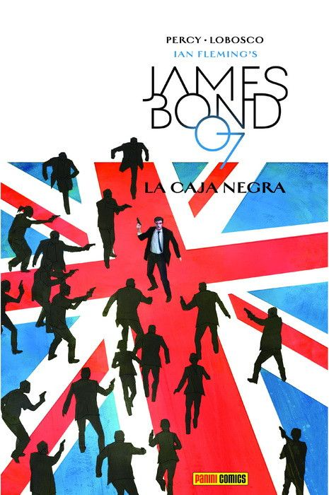 JAMES BOND 05: LA CAJA NEGRA