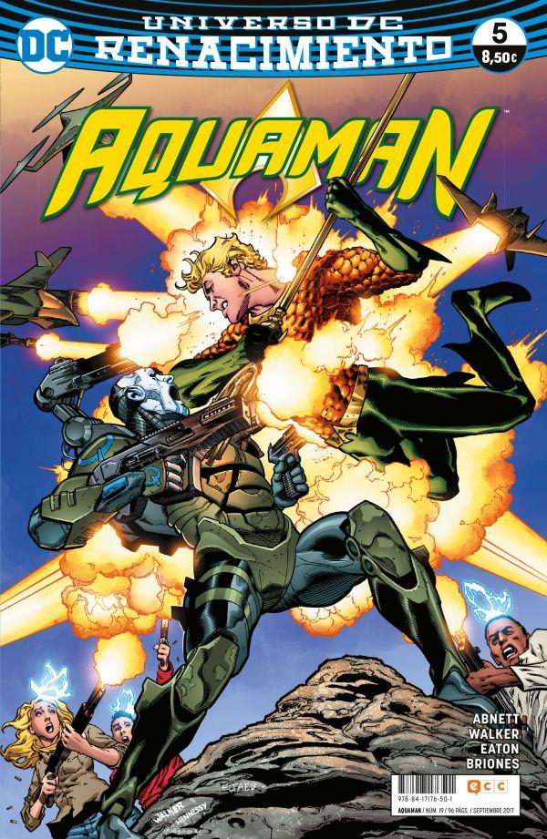 Aquaman núm. 05 (Renacimiento)
