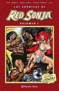 Crónicas de Red Sonja Volumen 01 (de 4)