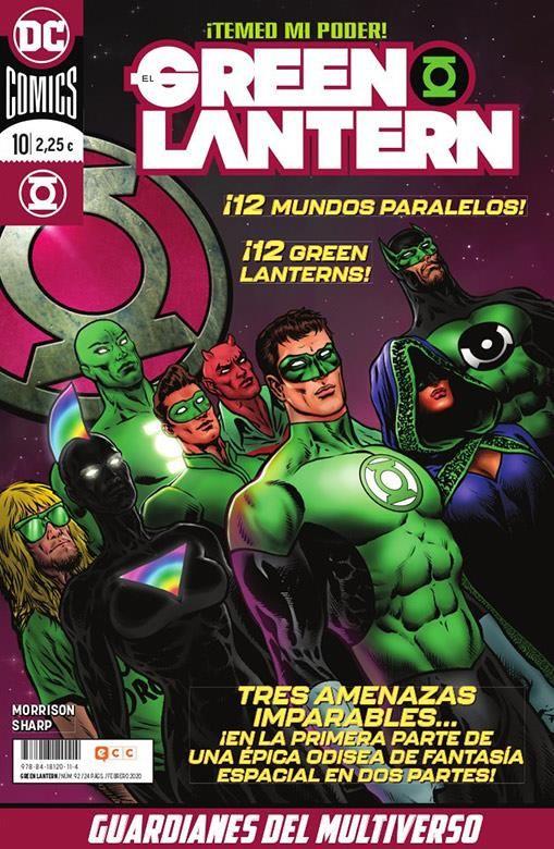 EL GREEN LANTERN 10