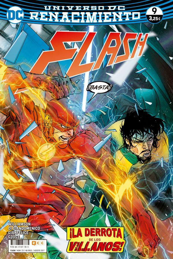 Flash núm. 09 (Renacimiento)