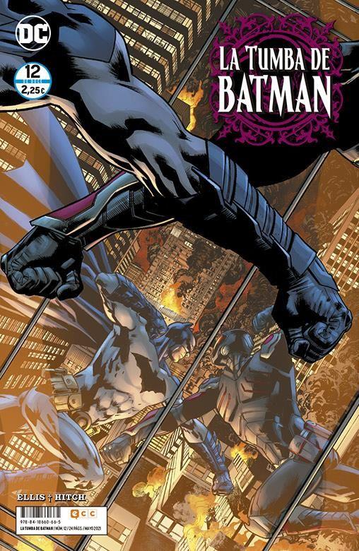 La tumba de Batman 12 (de 12)