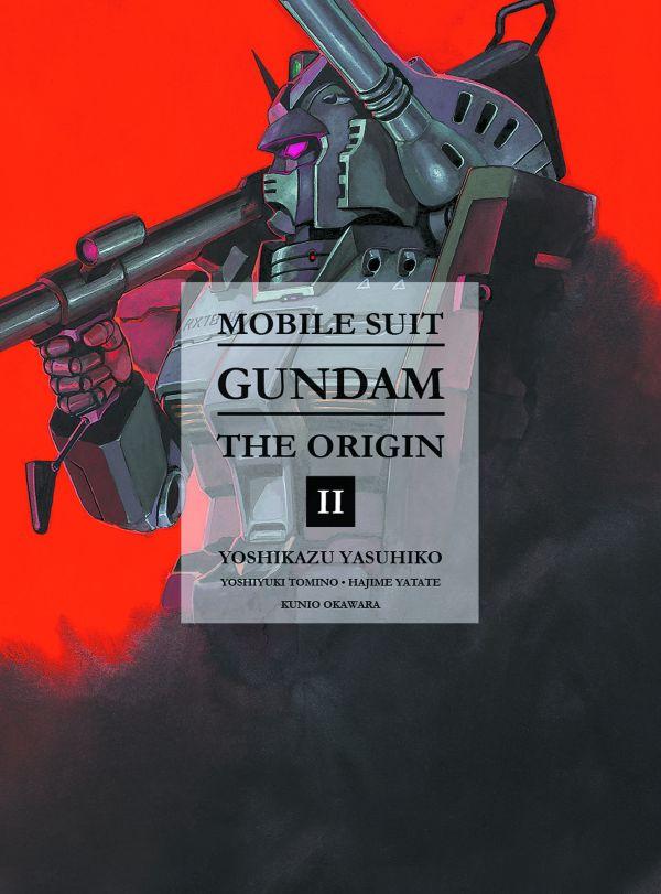 MOBILE SUIT GUNDAM ORIGIN HC GN VOL 02