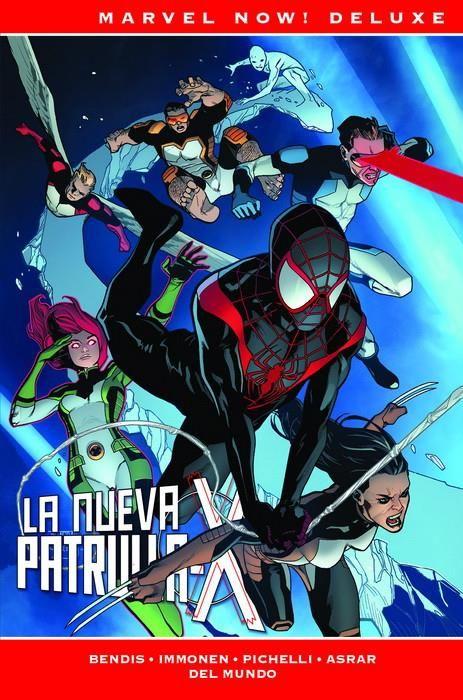 Marvel Now! Deluxe. La Patrulla-X de Bendis 06