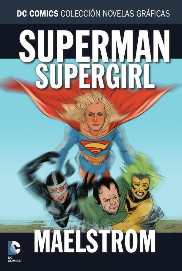 Colección Novelas Gráficas núm. 68: Superman/Supergirl: Maelstrom