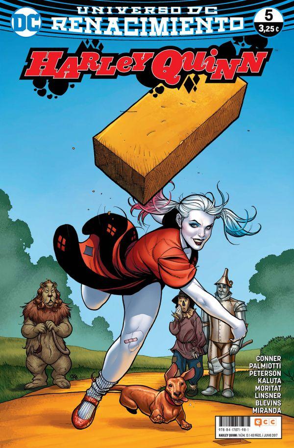 Harley Quinn núm. 05 (Renacimiento)
