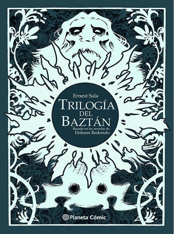 Trilogía del Baztán edición de lujo en blanco y negro