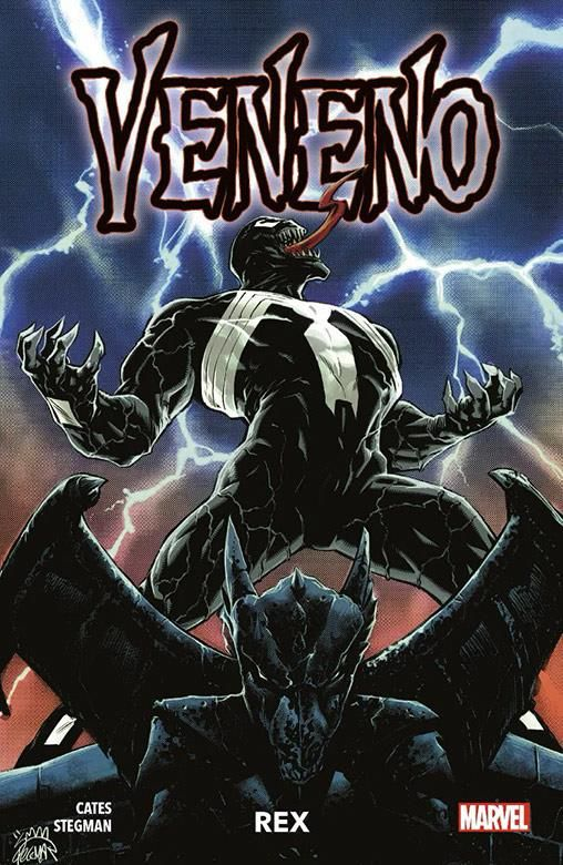 Veneno 01: Rex (Marvel Premiere)