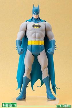BATMAN: ESTATUA PVC ARTFX+ ESCALA 1/10 20 CMS (CLASSIC COSTUME)