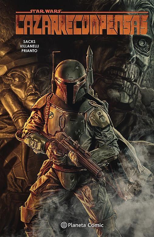 Star Wars Cazarrecompensas nº 01