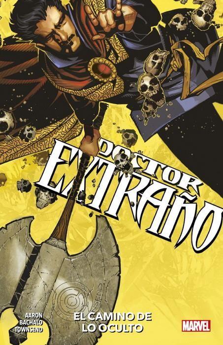 Doctor Extraño 01. El camino de lo oculto (Marvel Premiere)
