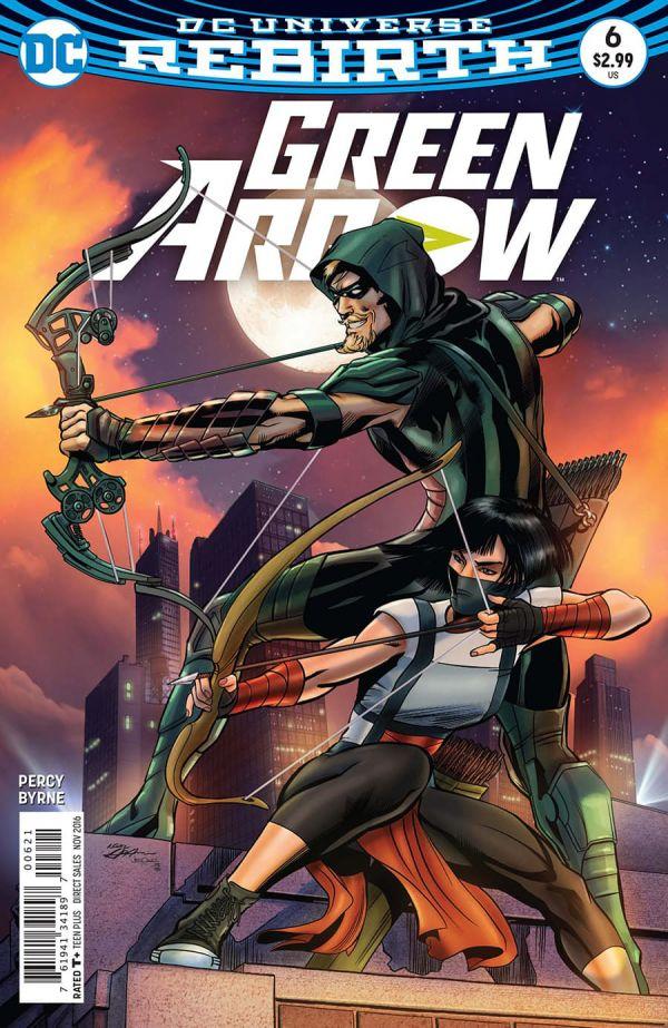 GREEN ARROW #6 (PORTADA VARIANTE DE NEAL ADAMS)