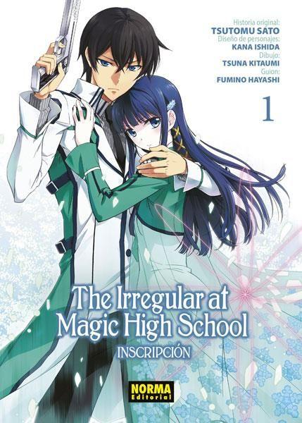 The Irregular at Magic High School 01