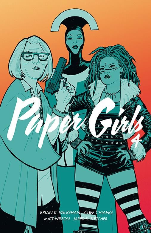 PAPER GIRLS 04 (TOMO)