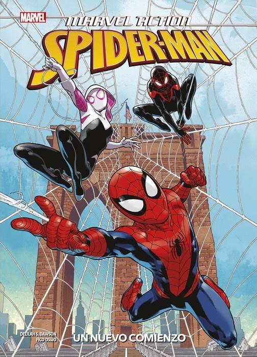 Marvel Action. Spiderman 01. Un nuevo comienzo