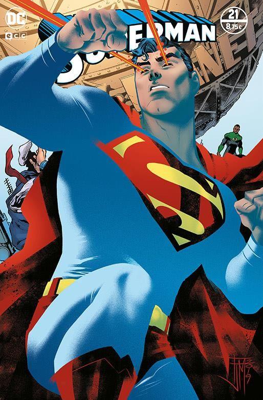 SUPERMAN 21 (PORTADA ESPECIAL ACETATO)