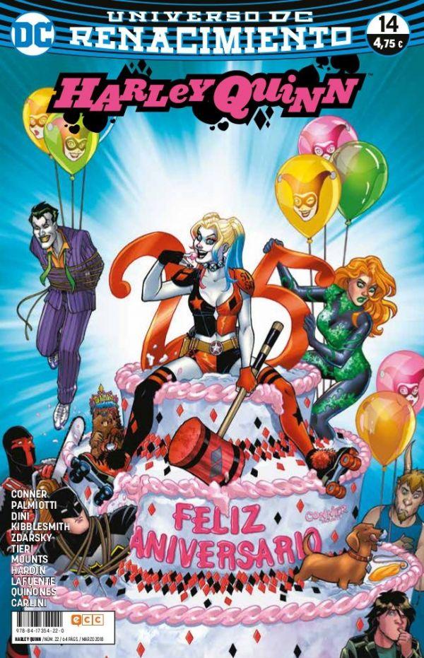 Harley Quinn núm. 14 (Renacimiento)