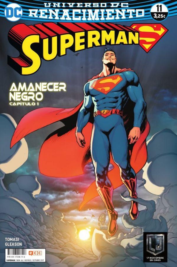 Superman núm. 11 (Renacimiento)
