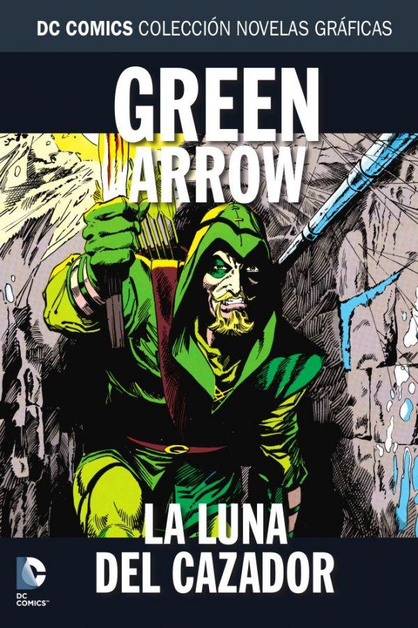 Colección Novelas Gráficas núm. 84. Green Arrow: La luna del cazador