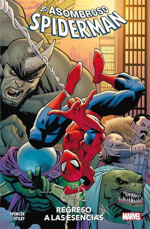 El Asombroso Spiderman 01: Regreso a las esencias (Marvel Premiere)