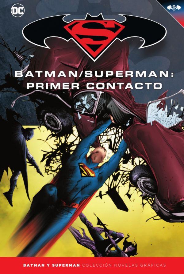 Batman y Superman - Colección Novelas Gráficas núm. 65