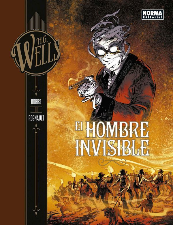 COLECCIÓN H.G.WELLS: EL HOMBRE INVISIBLE
