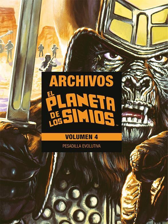 EL PLANETA DE LOS SIMIOS. ARCHIVOS VOL.04 (LIMITED EDITION)
