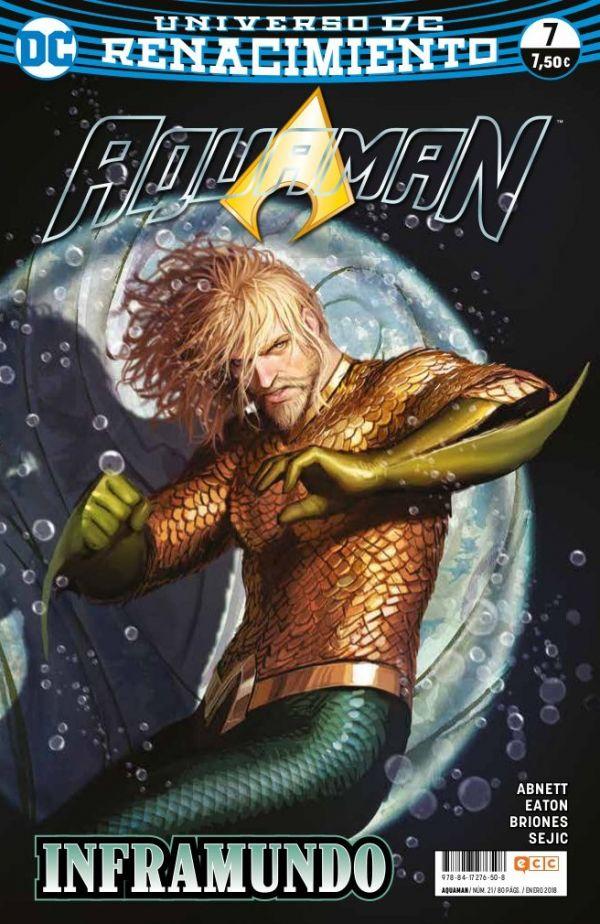 Aquaman núm. 07 (Renacimiento)