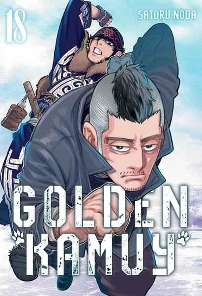 GOLDEN KAMUY 18