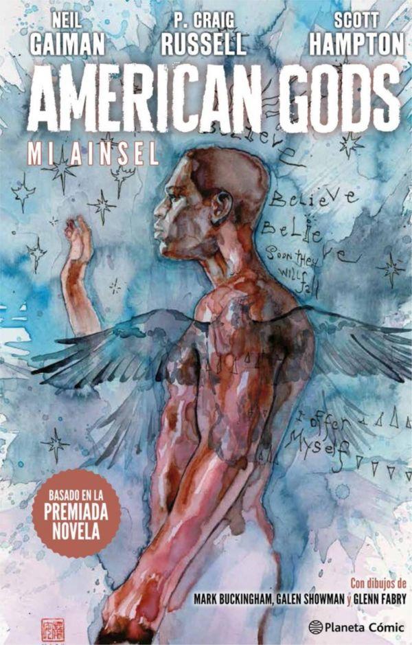 AMERICAN GODS 02: MI AINSEL