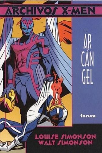 ARCHIVOS X-MEN: ARCÁNGEL