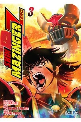 SHIN MAZINGER ZERO 03