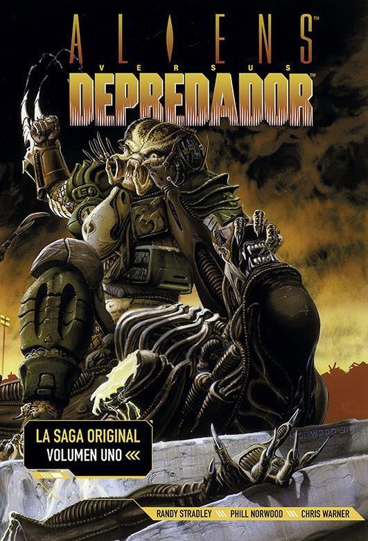 Aliens versus Depredador: La saga original 01