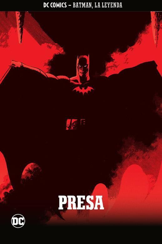 Batman, la leyenda 18. Presa