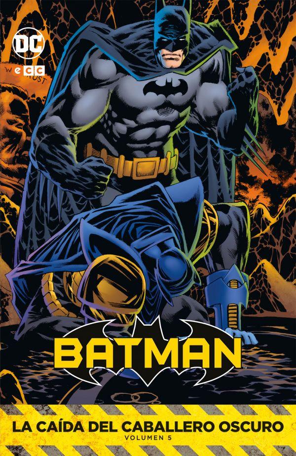 BATMAN: LA CAÍDA DEL CABALLERO OSCURO 05