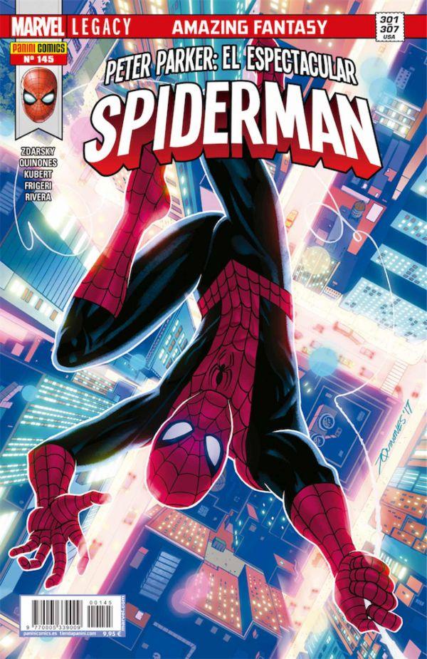 El Asombroso Spiderman 145